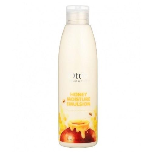 Увлажняющая эмульсия с экстрактом меда  Ottie Honey Moisture Emulsion 200 мл