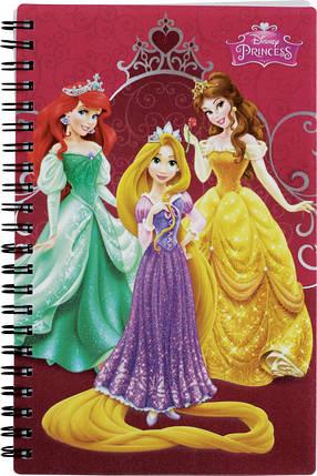 Блокнот Kite Princess 80 листов А5, фото 2