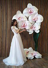 Фотозона Композиция Декор Ростовая Орхидея, фото 3