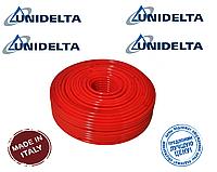 Сшитый полиэтилен Unidelta 16x2 Pe-Xb Труба для тёплого пола. 100% Италия !!!