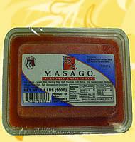 Ікра летючої риби Масаго помаранчева, JnP, 500г, СуХЧа