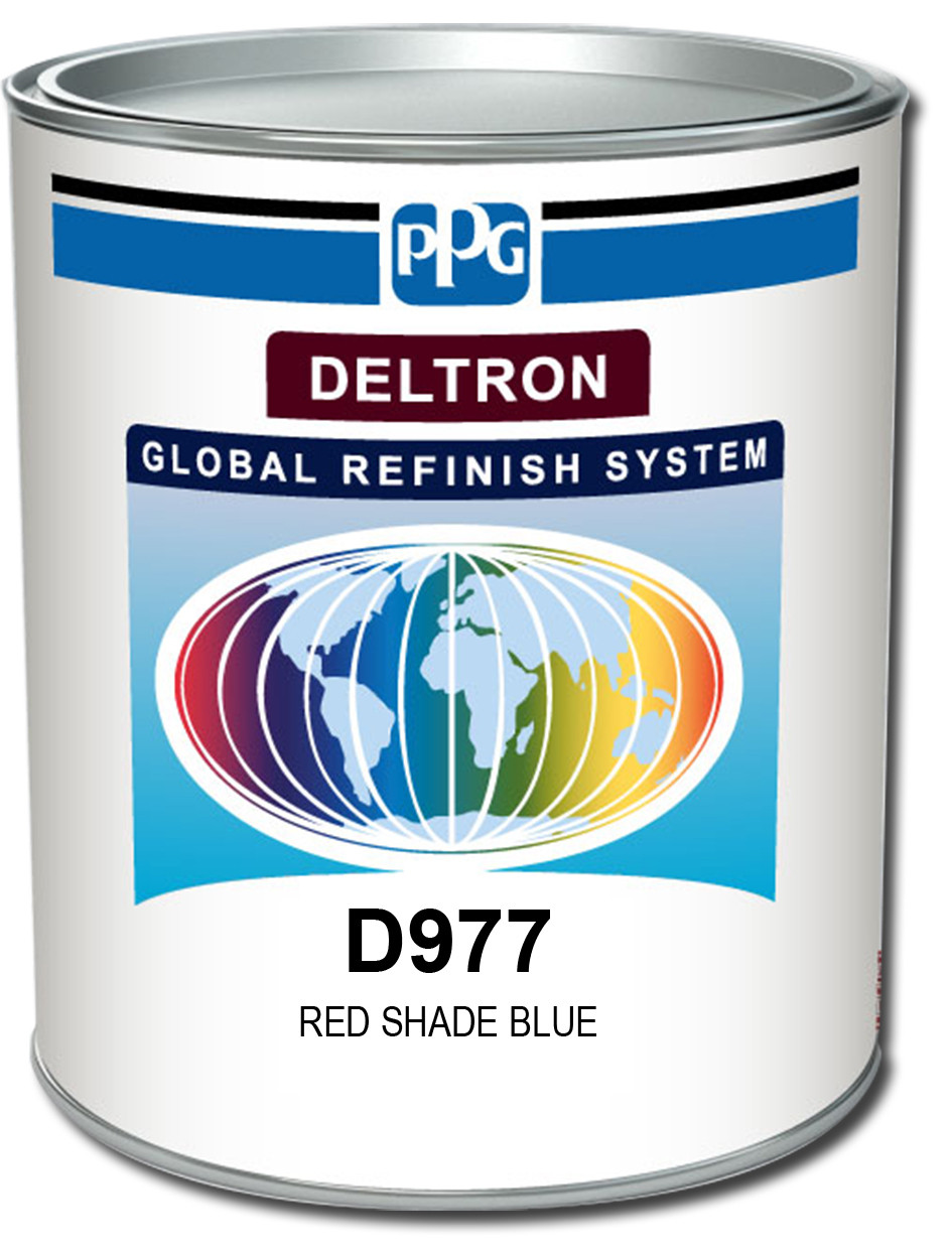 Пигмент PPG DELTRON GRS BC  TINTER RED SHADE BLUE