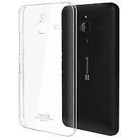 Пластиковый чехол Imak Crystal для Microsoft Lumia 640 XL прозрачный