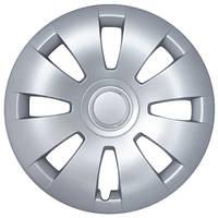Колпаки на колеса R16 серебро, SJS (423) - комплект (4 шт.)