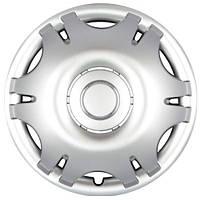 Колпаки на колеса R16 серебро, SJS Mercedes-Benz Original (402m) - комплект (4 шт.)