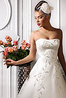 """Свадебное платье """"Очарование розы"""""""