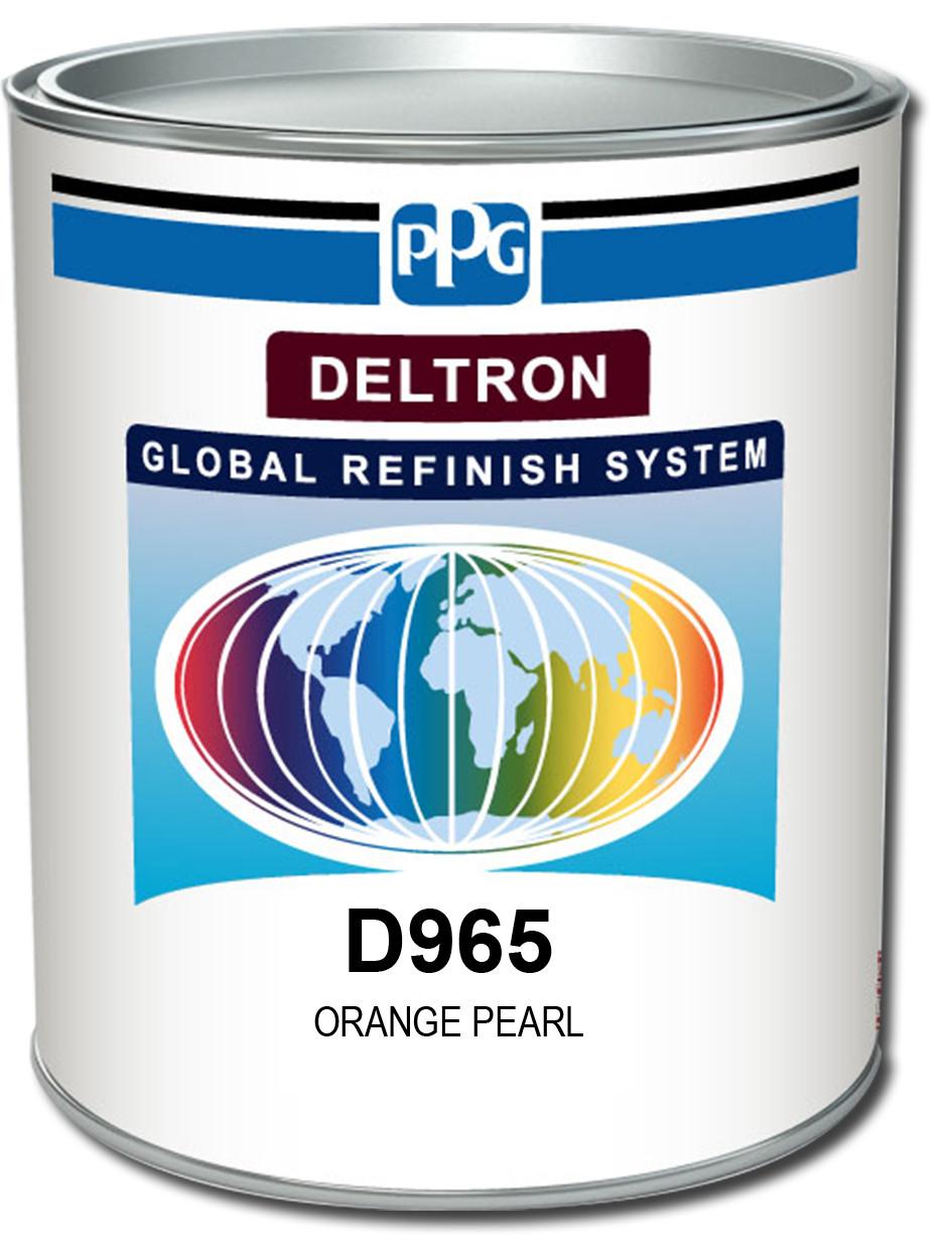 Пигмент PPG DELTRON GRS BC ORANGE PEARL