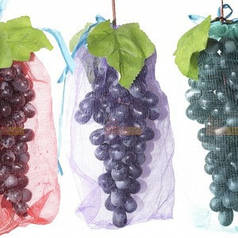Мешки от ос на виноград зеленные 2 кг, 22*30 см (сетка-мешок для винограда). От ос, мошек и др. насекомых!!!