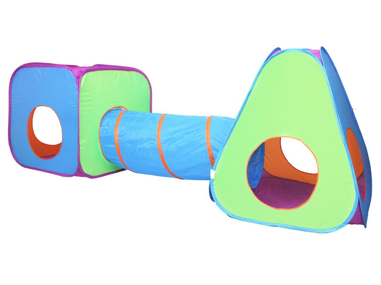 Детская палатка 3в1 Iplay