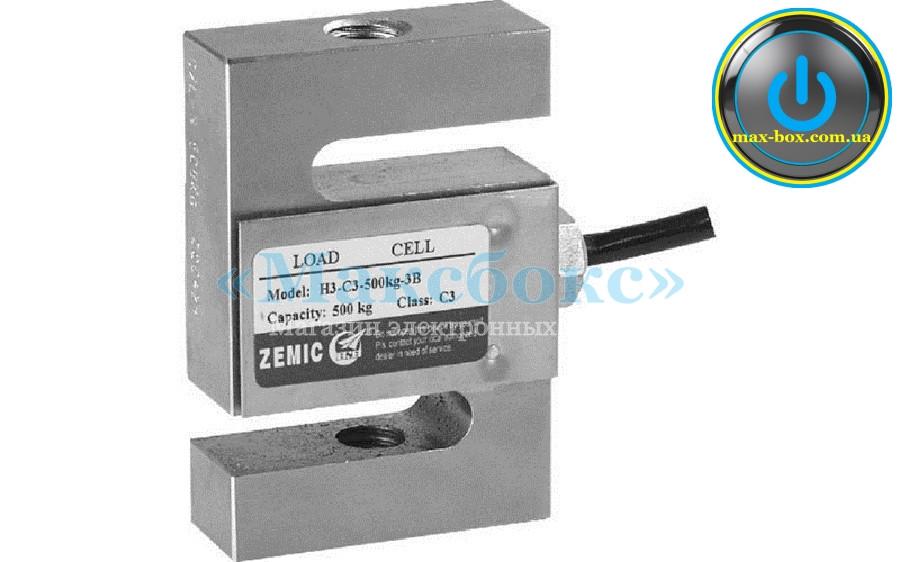 Тензодатчик H3-C3-3t 6B S-образного типа ZEMIC