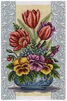 Набор для вышивки крестом Panna Ц-1698 «Яркая весна»