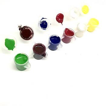 Акрилові фарби
