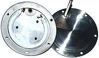 Тэн для чайника дисковый универсальный 1200W (с трубкой под термостат)