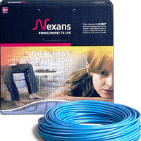 Кабель нагревательный двужильный Nexans (12,4 м2 - 15,5 м2) Теплый пол под, фото 1