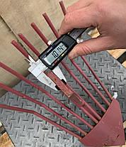 Картофелекопатель к мотоблоку усиленный (прут 12 мм), фото 3