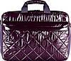 Женская надежная сумка для ноутбука Continent CC-072 Violet фиолетовый