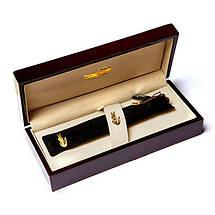 Роллер ручка Crocоdile 200042 чёрная, фото 2