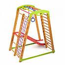 Акция! Деревянный детский  Спортивный комплекс для малышей от 2-х лет «Кроха - 2 Plus 1», фото 7