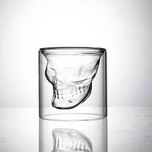 "Набор для виски подарочный ""Доктор Фауст"" (штоф стекло 850мл + 2 стакана), фото 2"