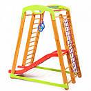 Акция! Деревянный детский  Спортивный комплекс для малышей от 2-х лет «Кроха - 2 Plus 1», фото 8