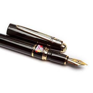 Перьевая ручка PICASSO 966-F 138 мм чёрная