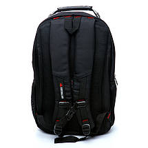 Рюкзак мужской городской черный , фото 2
