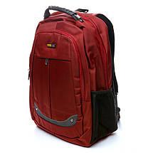 Рюкзак городской красный , фото 2