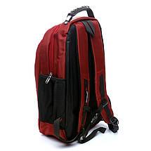 Рюкзак городской красный , фото 3
