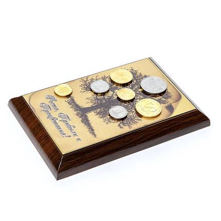 Картина денежное дерево с деньгами , фото 2