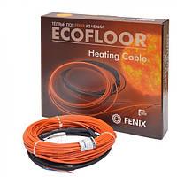Нагревательный кабель Fenix 34,4 м / 3,4 м² / 600 Вт