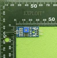 Модуль датчик угла наклона SW-520D