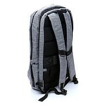 Рюкзак мужской городской с USB портом 320021, фото 2