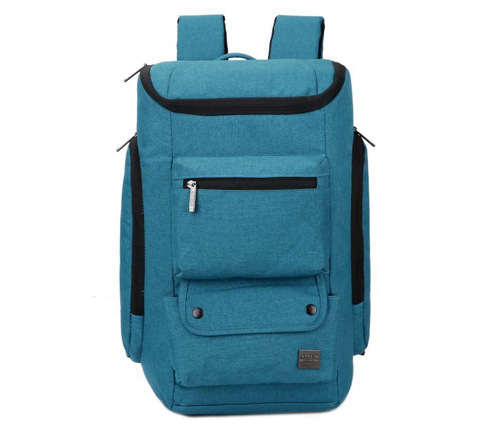 Рюкзак мужской городской голубой