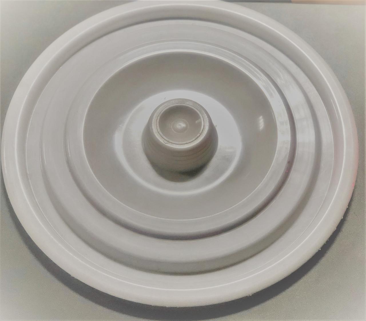 Крышка пластиковая для ведра 15,25л Консенсус