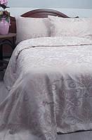 Постельное белье Deco Bianca сатин жаккард 17-01 kurik beyaz евро
