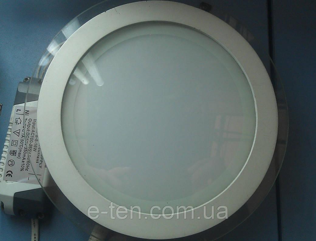 Точечный светодиодный светильник Down Light 18W круглый