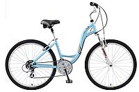 Велосипед горный KHS TC 150L Blue