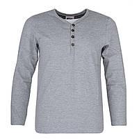 Серый реглан Glo-Story; 98, 104, 110 размер