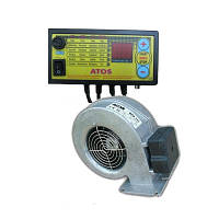 Комплект автоматики для твердотопливных котлов Atos + WPA 120