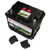 Автомобільний акумулятор Дорожня карта D-Class : 60 Ач, плюс: праворуч, 12, 480 А - (6СТ-60АЗ(0)d), 242x175x190 мм