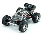 Машинка микро р/у 1:32 WL Toys Speed Racing скоростная (черный), фото 3