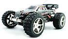 Машинка микро р/у 1:32 WL Toys Speed Racing скоростная (черный), фото 2