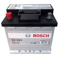 Автомобильный аккумулятор Bosch S3 (S3 003): 45 Ач, 12 В, 400 А - (0092S30030), 207x175x190 мм