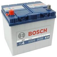 Автомобильный аккумулятор Bosch S4 Silver (S4 025): 60 Ач, плюс: слева, 12 В, 540 А - (0092S40250), 232x173x225 мм