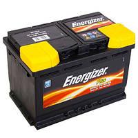 Автомобильный аккумулятор Energizer Plus (EP74-L3): 74 Ач, плюс: справа, 12 В, 680 А - (574104068), 278x175x190 мм