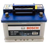 Автомобильный аккумулятор Bosch S4 Silver (S4 004): 60 Ач, плюс: справа, 12 В, 540 А - (0092S40040), 242x175x175 мм