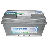 Автомобильный аккумулятор Ista Standard : 100 Ач, плюс: справа, 12 В, 800 А - (6000404), 352x175x190 мм