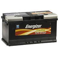Автомобильный аккумулятор Energizer Premium (EM100-L5): 100 Ач, плюс: справа, 12 В, 830 А - (600402083), 353x175x190 мм