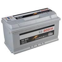 Автомобильный аккумулятор Bosch S5 Silver Plus (S5 013): 100 Ач, плюс: справа, 12 В, 830 А - (0092S50130), 353x175x190 мм