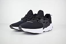 """Кроссовки Nike Presto React """"Черные"""", фото 3"""